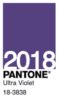 2018 Colour of the Year
