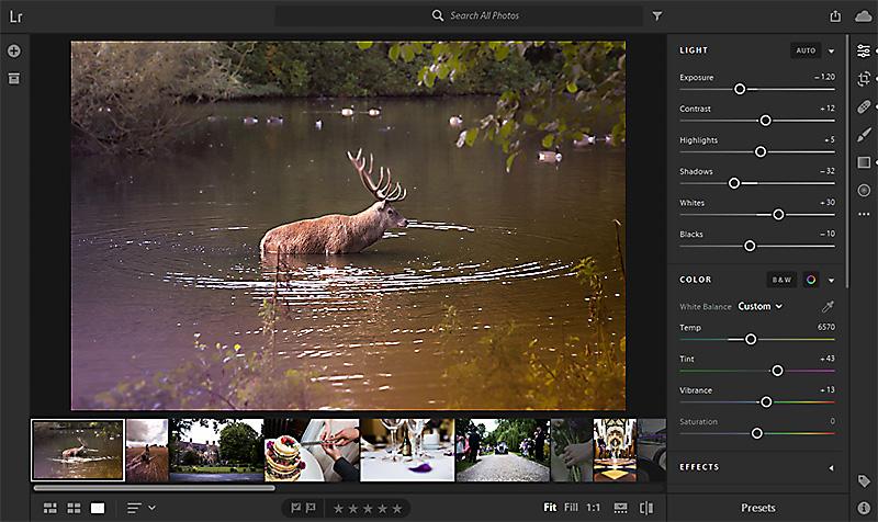What's New in Adobe Lightroom 2018 - Web Studio Training