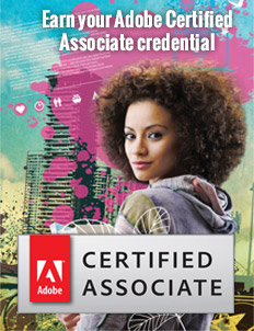 Get your Adobe Certified Associate ACA