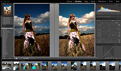 Lightroom Overview Good Looking