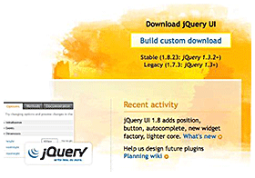 jQuery programming course